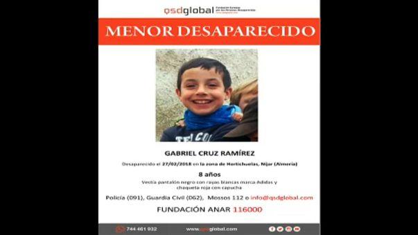 Holtan találták az eltűnt spanyol kisfiút