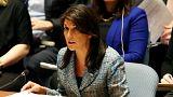 آمریکا: اگر سازمان ملل در غوطهشرقی اقدام نکند حمله میکنیم