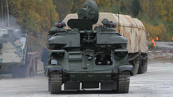 وزیر دفاع روسیه: ۲۱۰ نوع سلاح را در سوریه آزمایش کردیم