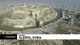 Aleppo, in volo con il drone sulla città ferita dalla guerra