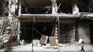 La Ghouta orientale lézardée par le régime syrien