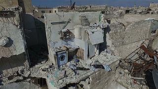 Projeto de restauro do maior mercado coberto do mundo em Alepo