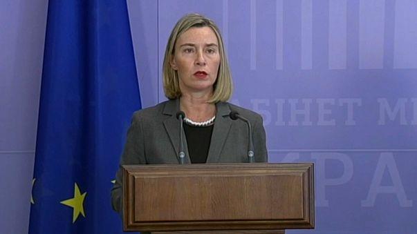 Mogherini: La UE no reconocerá las elecciones rusas en Crimea