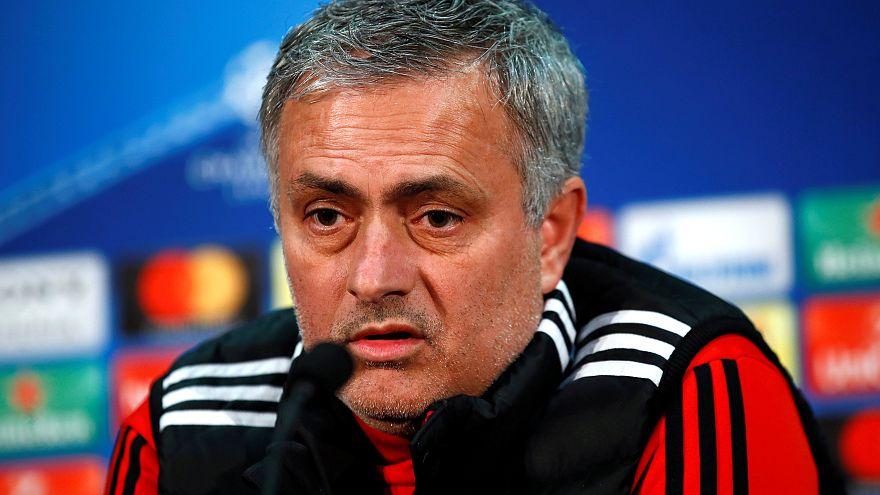 Champions League: Lautsprecher Mourinho