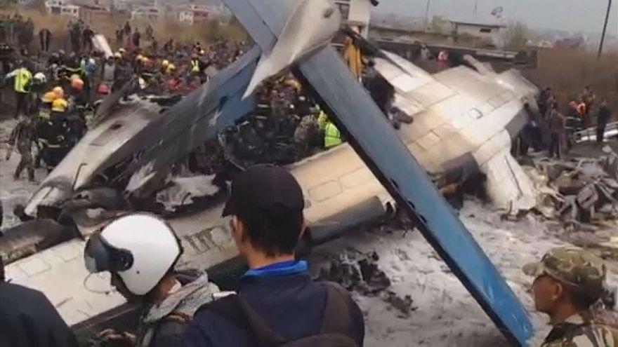 Bangladesh plane crash