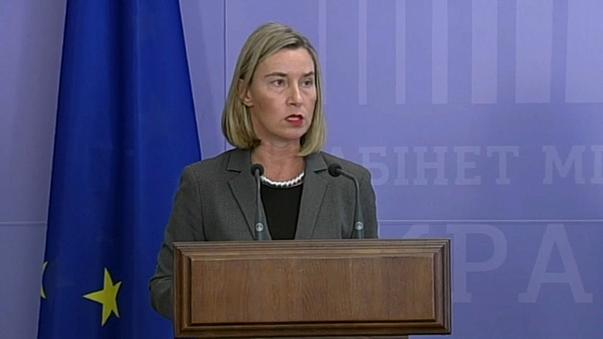 No EU fatigue towards helping Ukraine, says Mogherini
