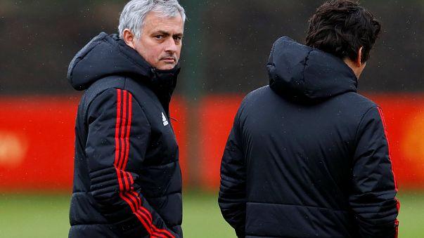 BL: Mourinho hátratekintve néz előre