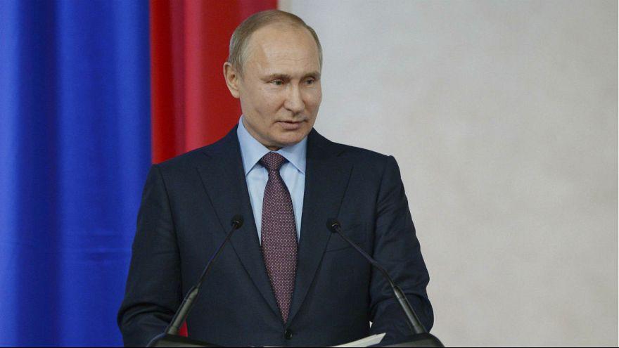 Vlagyimir Putyin, a világ egyik legnagyobb hatalmú embere