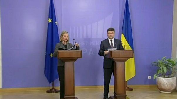 """""""Ukrayna'nın en büyük destekçisi Avrupa Birliği"""""""