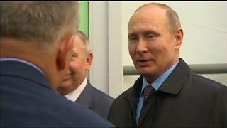 President Putin brushes off responsibility of Skripal poisoning