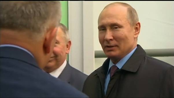 President Putin brushes off responsibility of Skripal poisoning