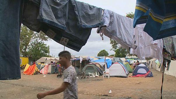 Brezilya'da Venezuelalı göçmen krizi
