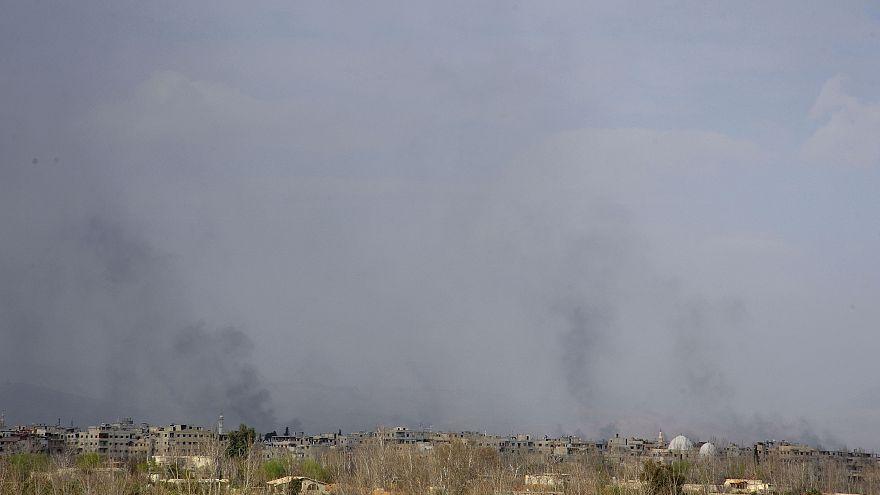 Syrie : les Américains menacent Bachar al-Assad