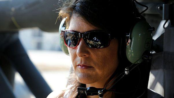 Nikki Haley ameaçou na ONU com intervenção americana na Síria