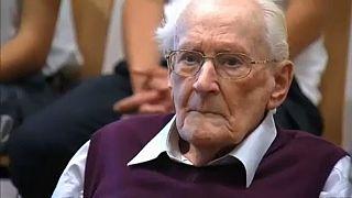 96 Yaşındaki Nazi hapis cezasını çekmeden öldü