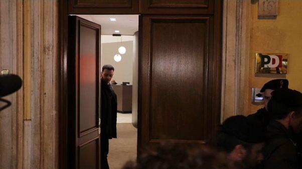 Italie : le Parti démocrate s'exclut de tout futur gouvernement