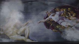 """La Cappella Sistina """"raccontata"""" da Favino e Sting"""