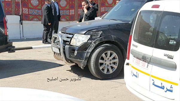 Ataque contra el convoy del primer ministro palestino en Gaza