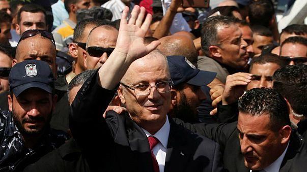 صورى أرشيفية لرئيس الوزراء الفلسطيني رامي الحمد الله