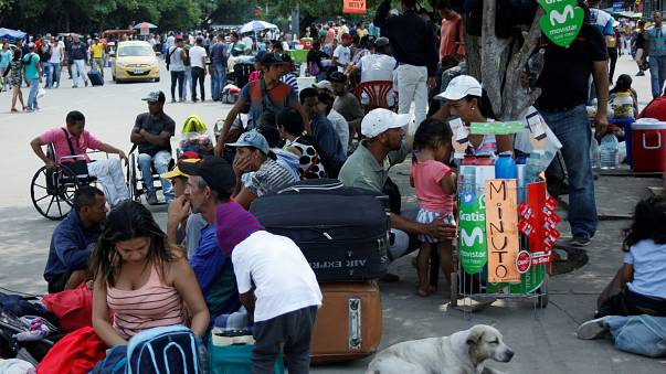 """""""Os venezuelanos estão a morrer à fome"""""""