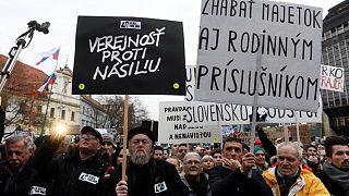 Σλοβακία: Σε πολιτική περιδίνηση μετά τη δολοφονία δημοσιογράφου