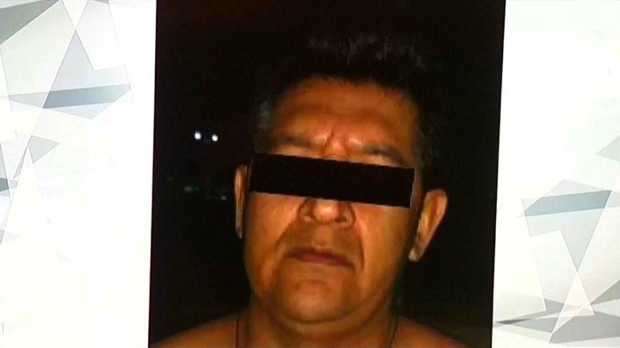Detienen a 'La Rana', implicado en la desaparición de los 43 estudiantes mexicanos