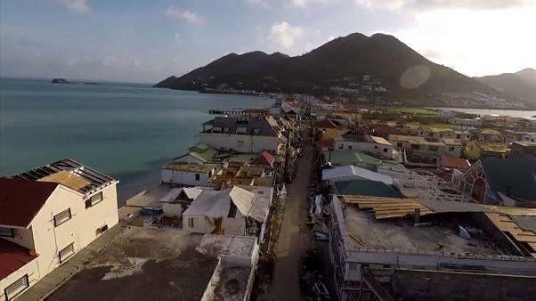 Irma : 500 millions d'aide de l'Etat pour St Martin et St Barthélemy