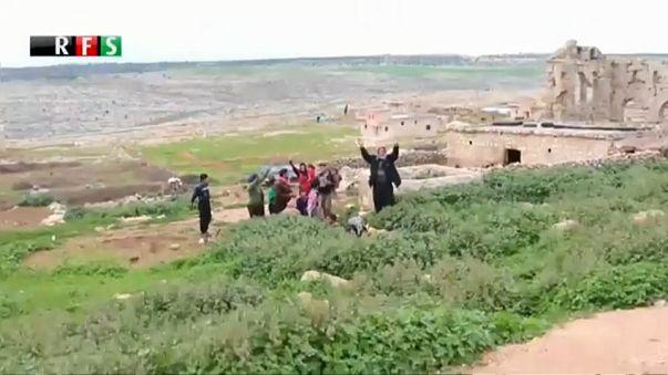 Siria: civili bloccati ad Afrin sotto assedio