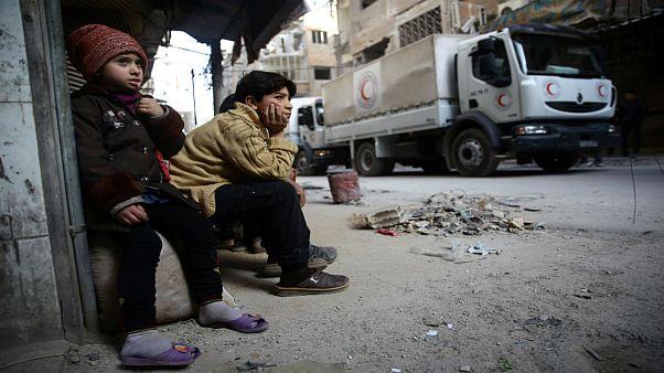 کمیساریای عالی سازمان ملل: شرایط زندگی سوریها یادآور قرون وسطی است