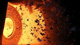 Sindicatos y patronal, unidos en la guerra del acero
