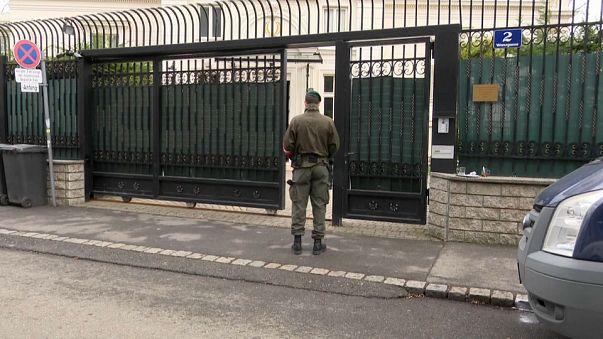Austria refuerza la seguridad tras el ataque a la embajada de Irán en Viena