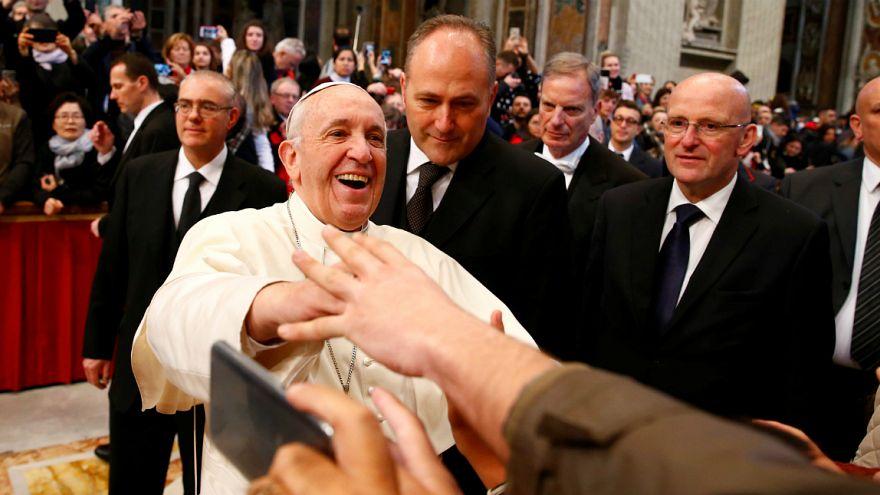 Papa Francisco celebra cinco anos de pontificado