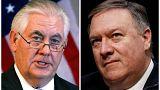 ABD Başkanı Donald Trump Dışişleri Bakanı Rex Tillerson'ı görevden aldı