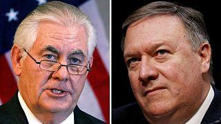 ترامپ: با رکس تیلرسون بر سر توافق هستهای ایران اختلاف داشتیم