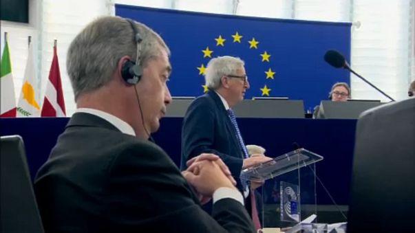 Europaparlament debattiert Brexit