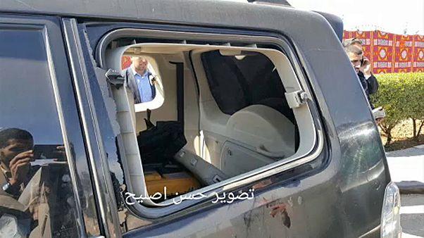 Merényletet kíséreltek meg a palesztin kormányfő ellen
