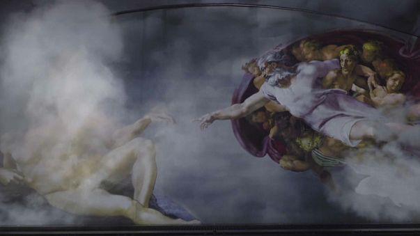 """""""Juízo Universal"""", Michelangelo e os segredos da Capela Sistina"""