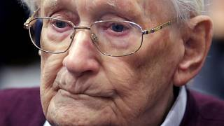 The Bookkeeper of Auschwitz, Oskar Groening, dies