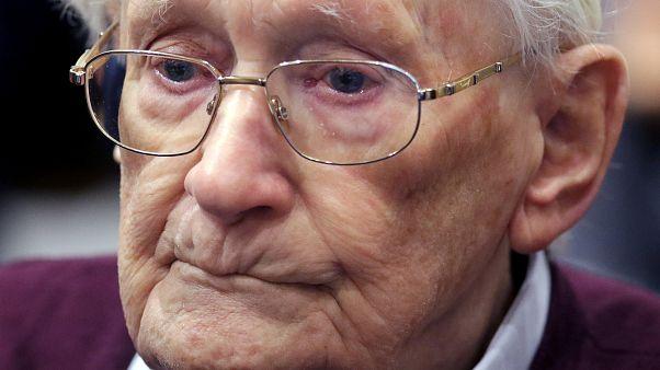 The Bookkeeper of Auschwitz, Oskar Groening, dies
