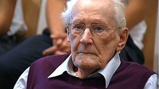 حسابدار ۹۶ ساله آشویتس درگذشت
