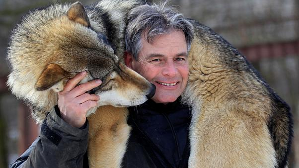 Meet the Hungarian animal trainer who works with Hollywood's biggest stars