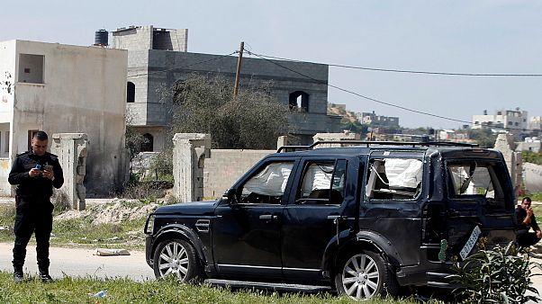 Primeiro-ministro palestiniano alvo de atentado