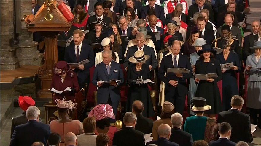 Британцы отметили День Содружества наций