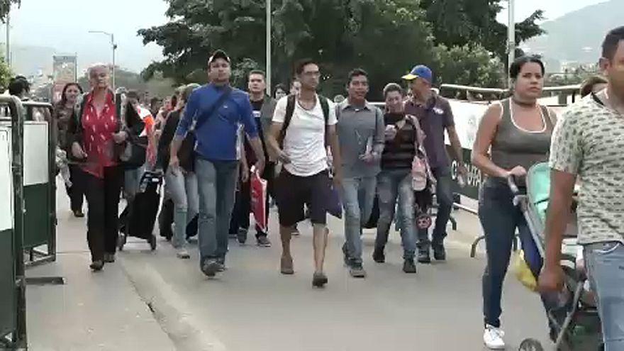 """ENSZ: """"otthon éhhalál vár a venezuelaiakra"""""""