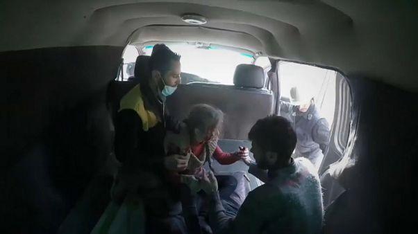 Sept ans de guerre en Syrie : le cri d'alarme du HCR