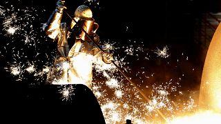 EU-Stahlindustrie sucht Hilfe vor US-Strafzöllen