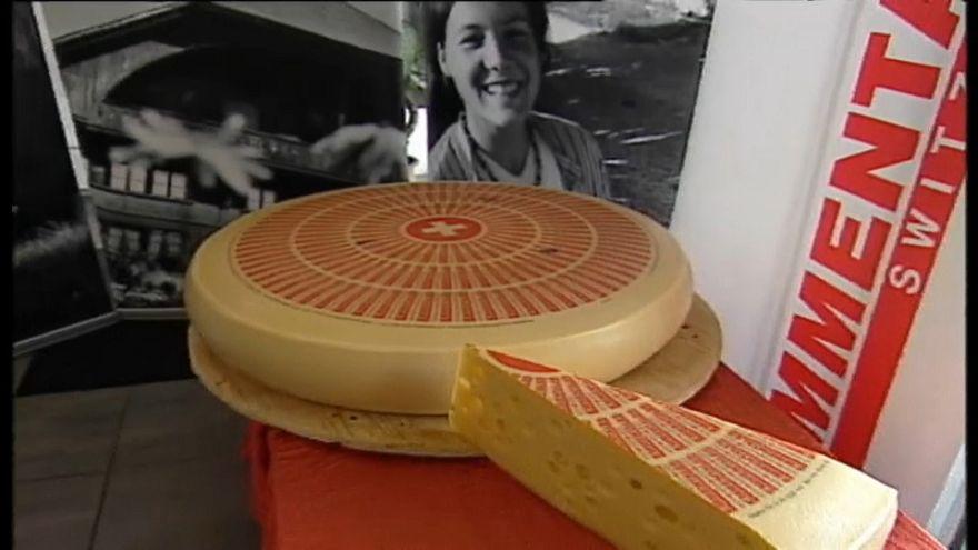 Suisse : inquiétude dans les fromageries