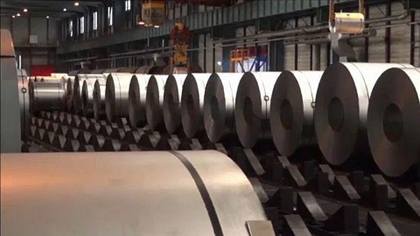 L'industria siderurgica europea unita contro Trump