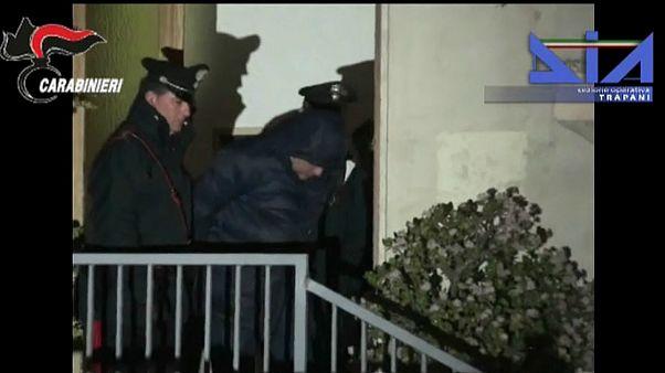 Polícia italiana detém 12 membros da máfia siciliana