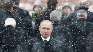 Vladimir Poutine, 18 ans de pouvoir